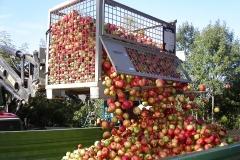 Apfelverarbeitung