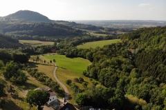 Braunhof mit Umgebung