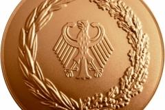 Bronzemedaille Bundesehrenpreis