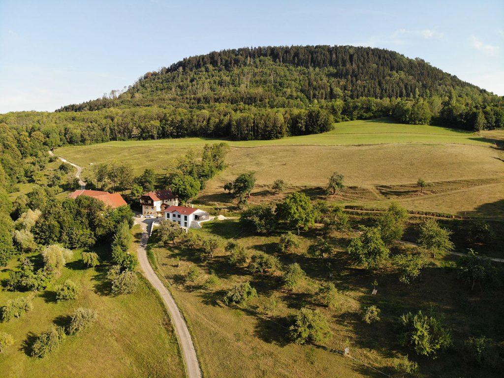 Braunhof Zufahrt