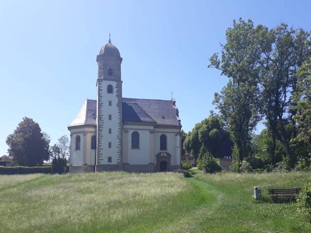 Wallfahrtskirche St. Maria